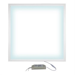 Встраиваемый светодиодный светильник Uniel ULP-6060-36W/4000K Effective White UL-00004668