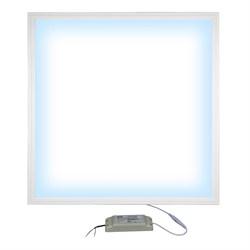 Встраиваемый светодиодный светильник Uniel ULP-6060-42W/6500K Effective White UL-00004671