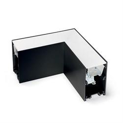 Подвесной светодиодный светильник Ideal Lux Fluo Corner 3000K Bk 191430
