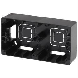 Коробка для накладного монтажа 2-постовая ЭРА 12 12-6102-06 Б0043175