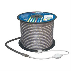 Светодиодная влагозащищенная лента Uniel 14,4W/m 60LED/m 5050SMD RGB 50M ULS-5050-60LED/m-16mm-IP67-220V-14,4W/m-50M-RGB 10803