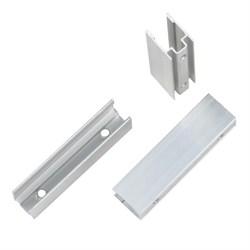 Крепление для светодиодной ленты Uniel UCC-N21/C50 White 025 Polybag UL-00002934
