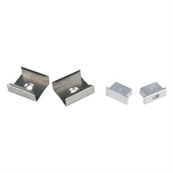 Набор аксессуаров Uniel UFE-N12 Silver A Polybag UL-00004060