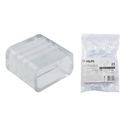 Заглушка Volpe UCW-Q220 K10 Clear 025 Polybag 10973