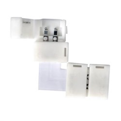 Коннектор L-образный для светодиодной ленты Elektrostandard LED 1L (10 шт) 2469038908760