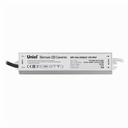 Блок питания Uniel 12V 30W IP67 2,5A UET-VAJ-030A67 10587