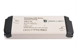 Блок питания Deko-Light Dimmable CV Power Supply 12V 34-100W IP20 8,3A 862091
