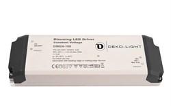 Блок питания Deko-Light Dimmable CV Power Supply 24V 34-100W IP20 4,2A 862092