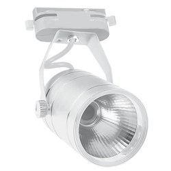 Трековый светодиодный светильник Volpe 4500K ULB-Q251 9W/NW/K White 10963