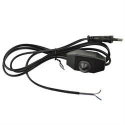 Шнур сетевой с вилкой и выключателем Uniel UCX-C30/02A-170 Black UL-00004438