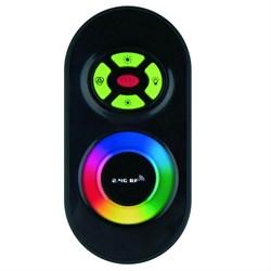 Контроллер для светодиодных лент 12/24В 2,4 ГГц Uniel ULC-G10-RGB Black 11105