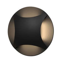 Встраиваемый светодиодный светильник Elektrostandard MRL LED 1106 черный 4690389094255