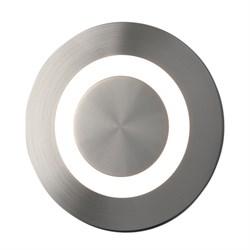 Встраиваемый светодиодный светильник Elektrostandard MRL LED 1107 алюминий 4690389151415
