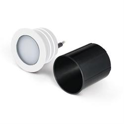 Встраиваемый светодиодный светильник Elektrostandard MRL LED 1108 белый 4690389098147