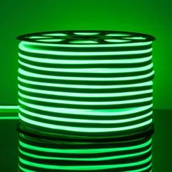 Гибкий неон Elektrostandard 9,6W/m 120LED/m 2835SMD зеленый 50M 4690389136504