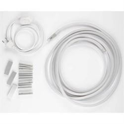 Гибкий неон Uniel 8W/m 120LED/m холодный белый 5M ULS-N21 5M/6500K/1.5M IP67 RRP40C00 UL-00006685