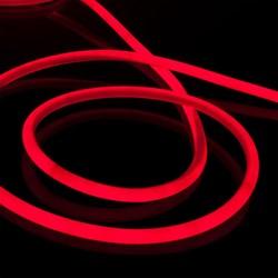Гибкий неон Elektrostandard 9,6W/m 120LED/m 2835SMD красный 10М LS002 220V 4690389040863