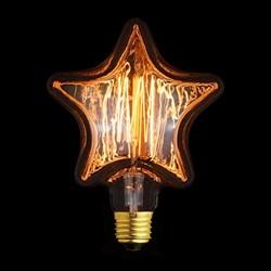 Лампа накаливания Loft IT E27 40W прозрачная 2740-S
