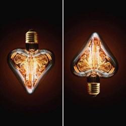 Лампа накаливания Loft IT E27 40W прозрачное 2740-H