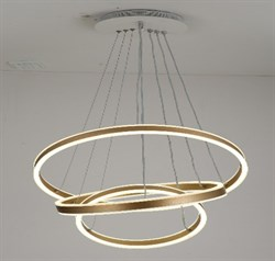 Светодиодная люстра Lighting Angel MD55029-300*400*500 DIM WH