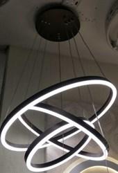 Светодиодная люстра Lighting Angel MD55000-3 400*600*800 BK