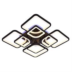 Светодиодная люстра Lighting Angel C8036/4+4 COFFEE