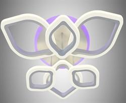Светодиодная люстра Lighting Angel 19511/3+3 CR