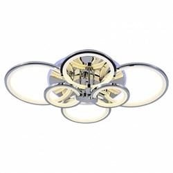 Светодиодная люстра Lighting Angel CW8067/4+2 CR