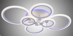 Светодиодная люстра Lighting Angel CW8067/4+2 WH