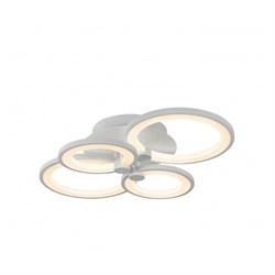 Светодиодная люстра Lighting Angel C8067/2+2 WH
