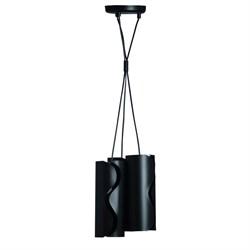 Подвесной светильник Burn Black Adilux 3789