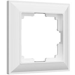Рамка на 1 пост Werkel Fiore белый W0012201 4690389160271