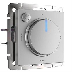 Терморегулятор Werkel электромеханический для теплого пола серебряный W1151106 4690389156021