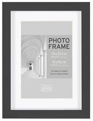 Фоторамка Innova PI01495 Ф/рамка 15*20 cm Block frame под фото 10*15 см, черный, МДФ (4/480) Б0046309