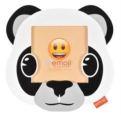 Фоторамка Innova PI09820 Ф/рамка 10*10cm Emoji panda, пластик (6/768) Б0037345