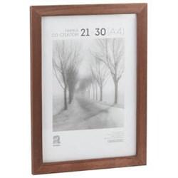 Фоторамка Зебра RZ-21-02 15*21 кр/дерево (50/1050) Б0019994