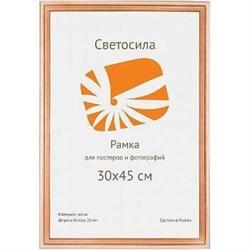 Фоторамка Светосила сосна c20 30х45 (10шт.) (10/270) Б0030559