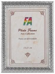 Фоторамка FA пластик 1001 ночь серебро 15х21 (40/720) Б0030259