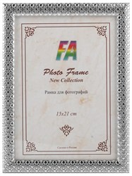 Фоторамка FA пластик 1001 ночь серебро 21х30 (32/384) Б0030279