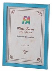 Фоторамка FA Пластик Акварель лазурный 30х40 (18/504) Б0039833