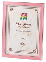 Фоторамка FA Пластик Акварель розовый 10х15 (50/1050) Б0039838