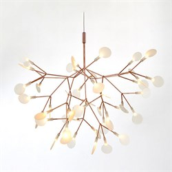 Люстра Moooi Heracleum 2 Small D72 Copper by Bertjan Pot