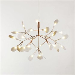 Люстра Moooi Heracleum 2 Small D50 Gold by Bertjan Pot