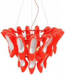 Люстра Cristal Lux Tiffany SP7 Rosso
