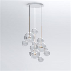 Светильник Bolle Circular 14 Bubbles by Giapato & Coombes