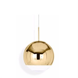 Светильник Mirror Ball Gold by Tom Dixon D20