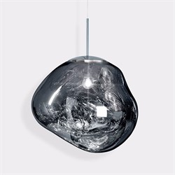 Melt Chrome D27 by Tom Dixon светильник подвесной