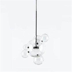 Светильник Bolle 06 Bubbles Black by Giapato & Coombes