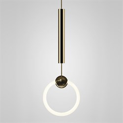 Светильник Ring Light Gold by Lee Broom D30