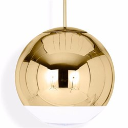 Светильник Mirror Ball Gold by Tom Dixon D50